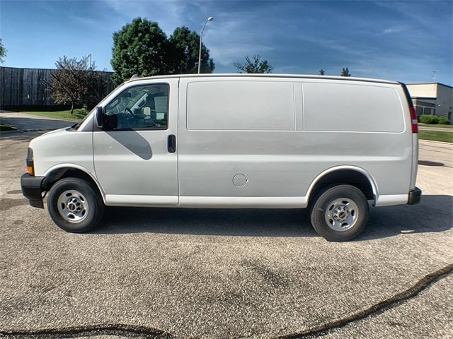 2019 Savana 2500 4x2,  Empty Cargo Van #19G452 - photo 8