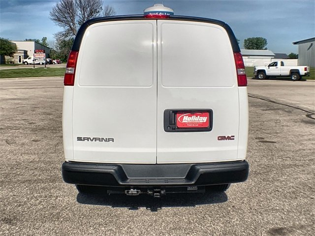 2019 Savana 2500 4x2,  Empty Cargo Van #19G452 - photo 9