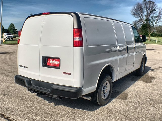 2019 Savana 2500 4x2,  Empty Cargo Van #19G452 - photo 10