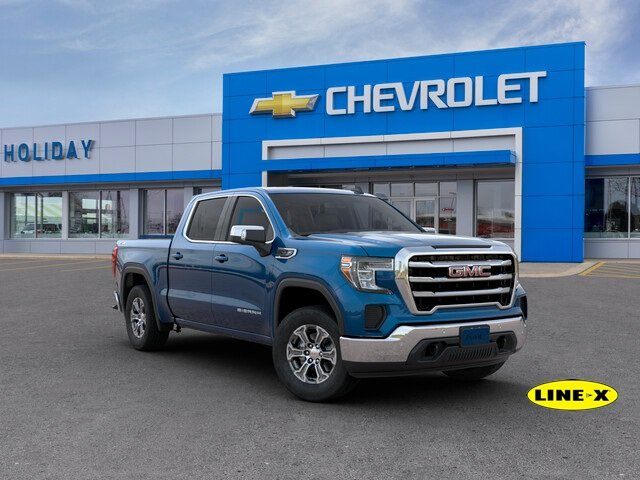 2019 Sierra 1500 Crew Cab 4x4,  Pickup #19G455 - photo 1