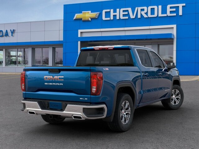 2019 Sierra 1500 Crew Cab 4x4,  Pickup #19G455 - photo 2
