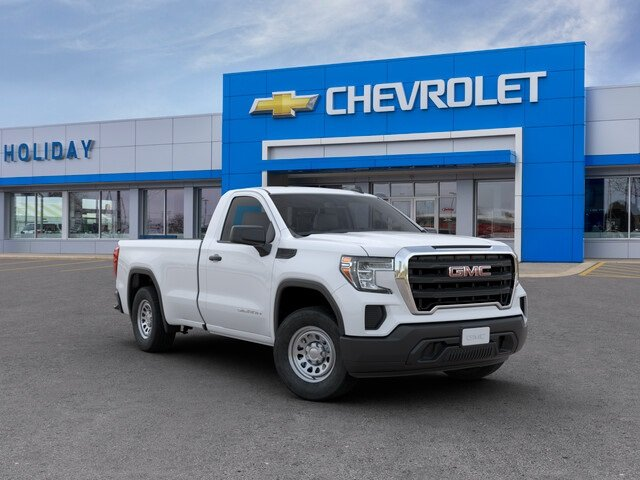 2019 Sierra 1500 Regular Cab 4x2, Pickup #19G456 - photo 1