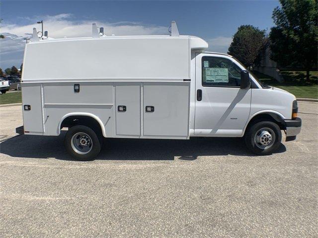 2019 Savana 3500 4x2, Knapheide KUV Service Utility Van #19G462 - photo 12