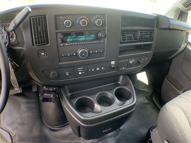 2019 Savana 3500 4x2, Knapheide KUV Service Utility Van #19G462 - photo 7