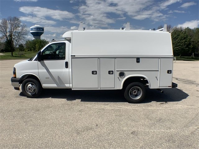 2019 Savana 3500 4x2, Knapheide KUV Service Utility Van #19G462 - photo 9