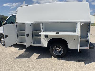 2019 Savana 3500 4x2, Knapheide KUV Service Utility Van #19G462 - photo 8