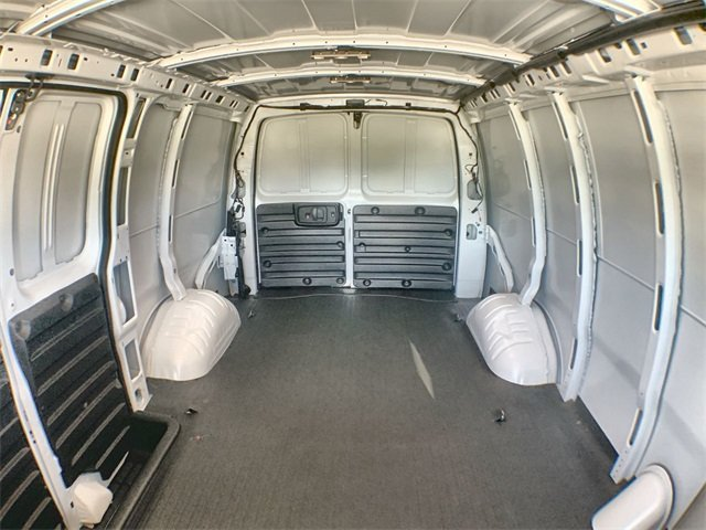 2019 Savana 2500 4x2,  Empty Cargo Van #19G465 - photo 21