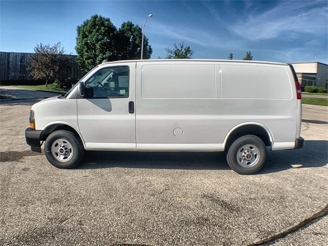 2019 Savana 2500 4x2,  Empty Cargo Van #19G465 - photo 8