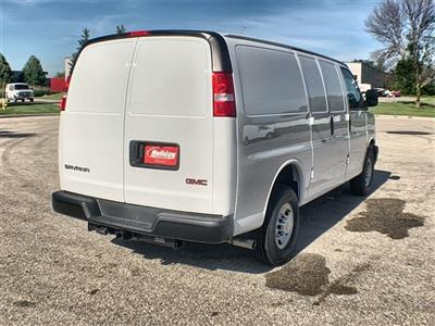 2019 Savana 2500 4x2,  Empty Cargo Van #19G465 - photo 10