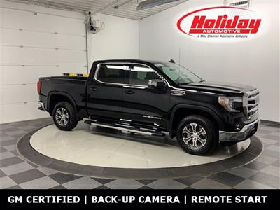 2019 GMC Sierra 1500 Crew Cab 4x4, Pickup #20G955A - photo 1