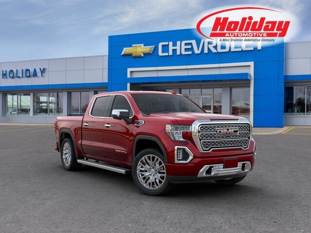 2019 Sierra 1500 Crew Cab 4x4,  Pickup #19G495 - photo 1