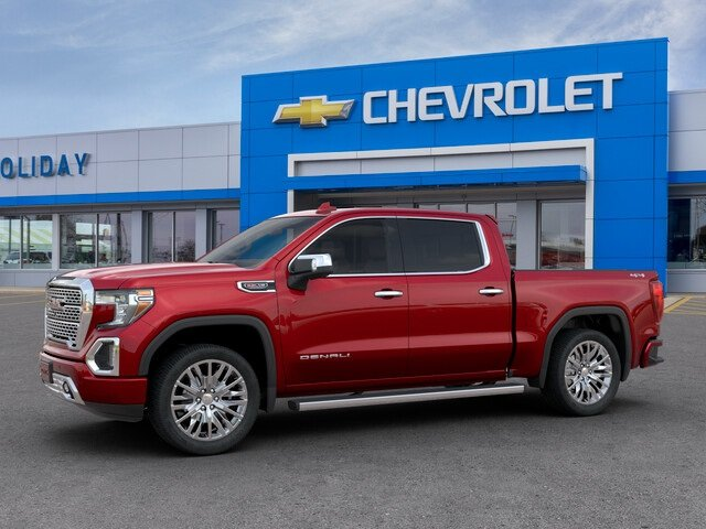 2019 Sierra 1500 Crew Cab 4x4,  Pickup #19G495 - photo 3