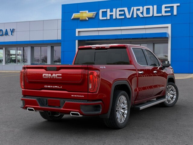 2019 Sierra 1500 Crew Cab 4x4,  Pickup #19G495 - photo 2