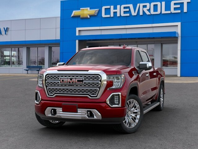2019 Sierra 1500 Crew Cab 4x4,  Pickup #19G495 - photo 6