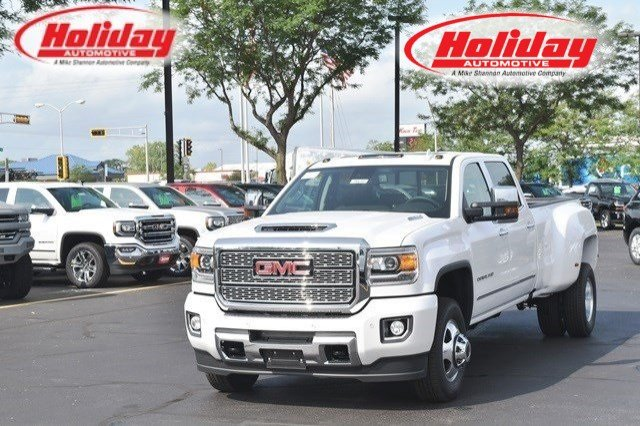 2019 Sierra 3500 Crew Cab 4x4,  Pickup #19G50 - photo 1