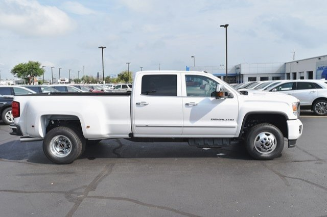 2019 Sierra 3500 Crew Cab 4x4,  Pickup #19G50 - photo 19