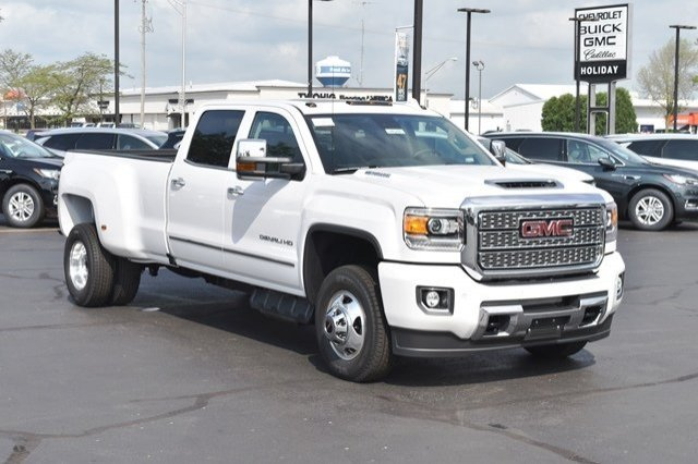 2019 Sierra 3500 Crew Cab 4x4,  Pickup #19G50 - photo 9