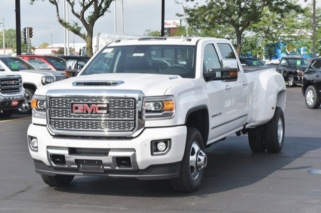 2019 Sierra 3500 Crew Cab 4x4,  Pickup #19G50 - photo 10