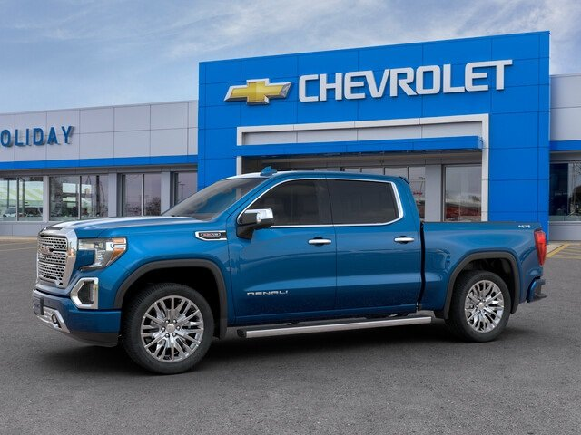 2019 Sierra 1500 Crew Cab 4x4, Pickup #19G505 - photo 3