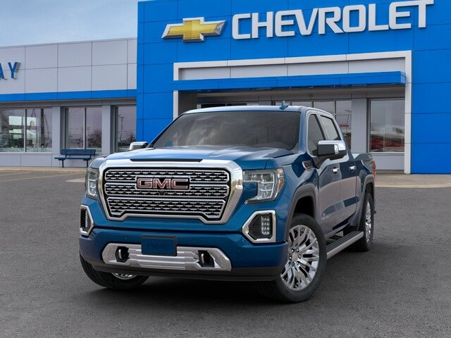 2019 Sierra 1500 Crew Cab 4x4,  Pickup #19G505 - photo 6