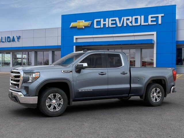 2019 Sierra 1500 Extended Cab 4x4,  Pickup #19G522 - photo 4