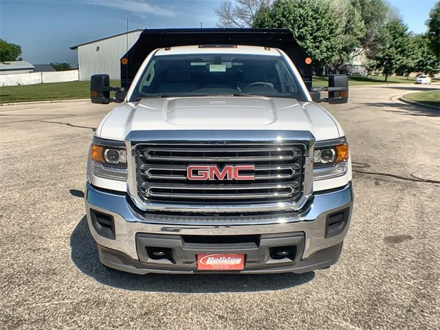 2019 Sierra 3500 Regular Cab DRW 4x4,  Monroe MTE-Zee Dump Body #19G529 - photo 13