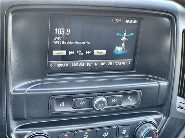 2019 Sierra 3500 Regular Cab DRW 4x4,  Monroe MTE-Zee Dump Body #19G529 - photo 24