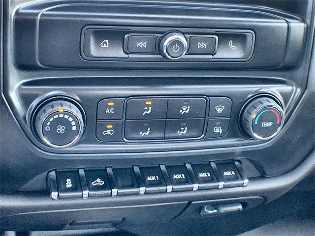 2019 Sierra 3500 Regular Cab DRW 4x4,  Monroe MTE-Zee Dump Body #19G529 - photo 26