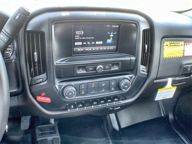 2019 Sierra 3500 Regular Cab DRW 4x4,  Monroe MTE-Zee Dump Body #19G529 - photo 7