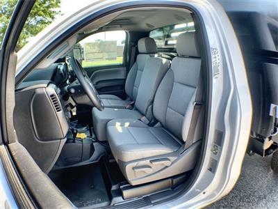 2019 Sierra 3500 Regular Cab DRW 4x4,  Monroe MTE-Zee Dump Body #19G529 - photo 20