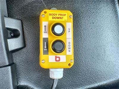 2019 Sierra 3500 Regular Cab DRW 4x4,  Monroe MTE-Zee Dump Body #19G529 - photo 32