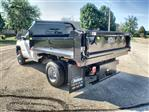 2019 Sierra 3500 Regular Cab DRW 4x4,  Monroe MTE-Zee Dump Body #19G529 - photo 9