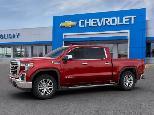 2019 Sierra 1500 Crew Cab 4x4,  Pickup #19G532 - photo 3
