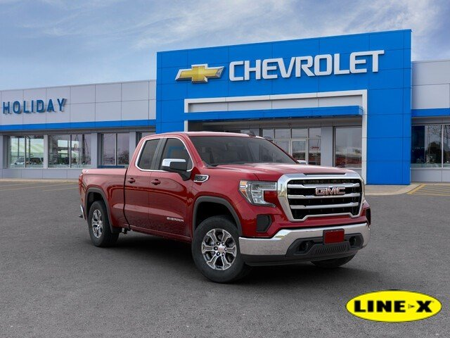 2019 Sierra 1500 Extended Cab 4x4,  Pickup #19G533 - photo 1