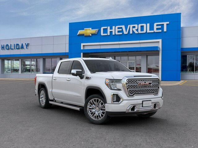 2019 Sierra 1500 Crew Cab 4x4,  Pickup #19G551 - photo 1