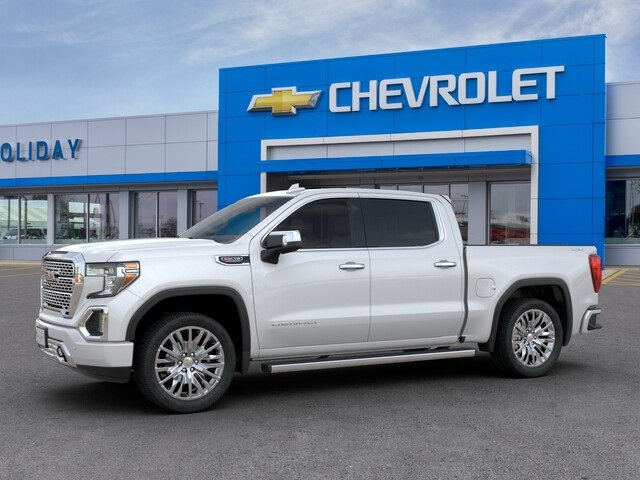 2019 Sierra 1500 Crew Cab 4x4,  Pickup #19G551 - photo 4