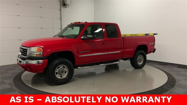 2004 Sierra 2500 Extended Cab 4x4, Pickup #19G556C - photo 4