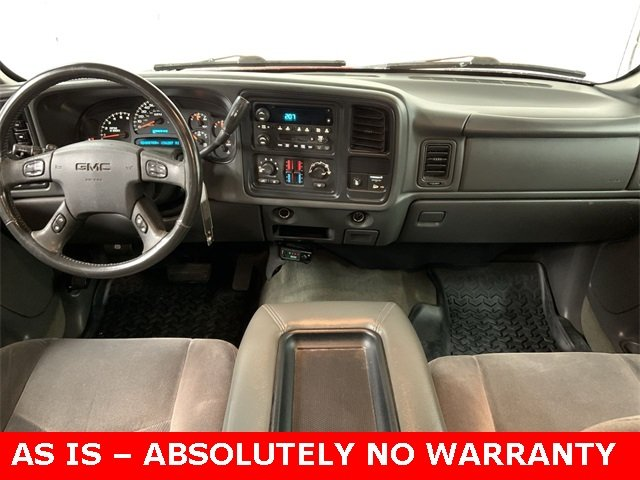 2004 Sierra 2500 Extended Cab 4x4, Pickup #19G556C - photo 3