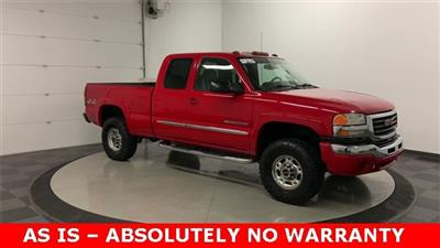 2004 Sierra 2500 Extended Cab 4x4, Pickup #19G556C - photo 24