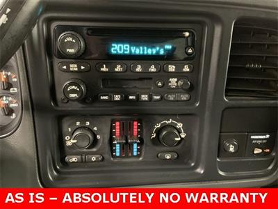 2004 Sierra 2500 Extended Cab 4x4, Pickup #19G556C - photo 5