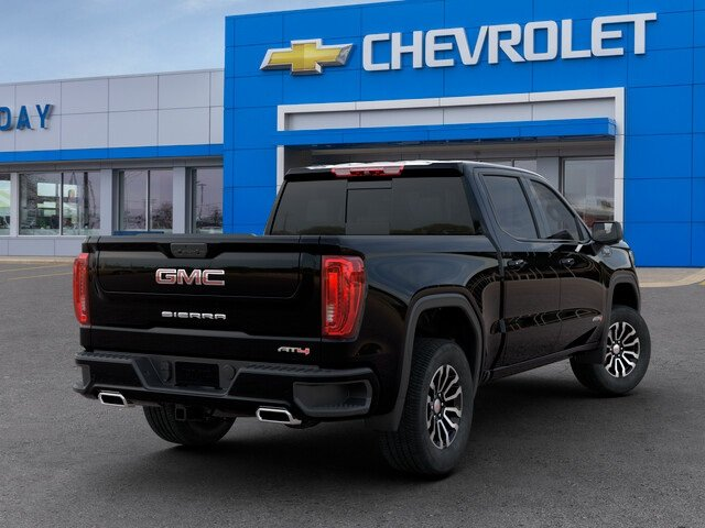 2019 Sierra 1500 Crew Cab 4x4,  Pickup #19G560 - photo 2