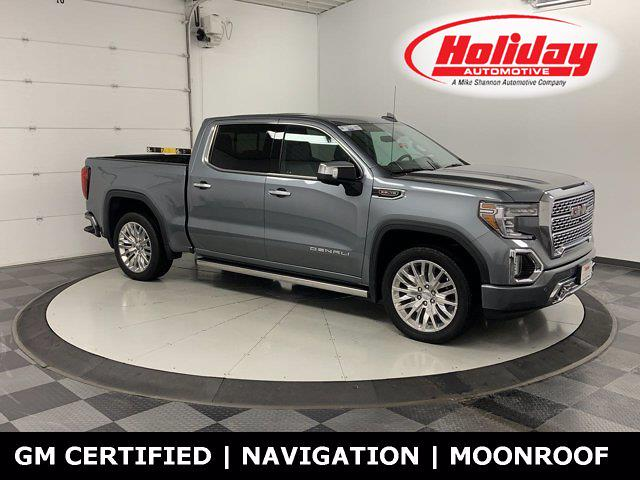 2019 Sierra 1500 Crew Cab 4x4,  Pickup #19G563 - photo 1