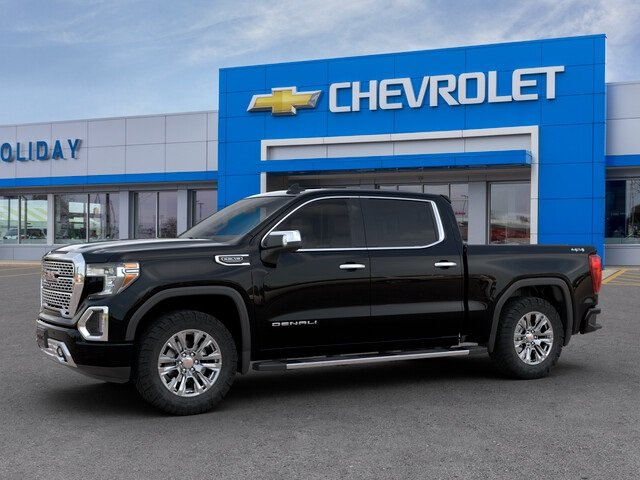 2019 Sierra 1500 Crew Cab 4x4,  Pickup #19G567 - photo 3
