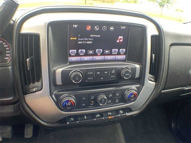 2016 Sierra 1500 Double Cab 4x4,  Pickup #19G591A - photo 27