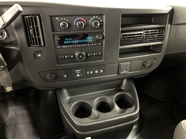 2019 GMC Savana 3500 RWD, Reading RVSL Service Utility Van #19G595 - photo 17