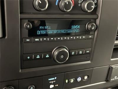 2019 GMC Savana 3500 RWD, Reading RVSL Service Utility Van #19G595 - photo 18