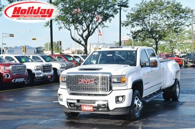 2019 Sierra 3500 Crew Cab 4x4,  Pickup #19G61 - photo 1