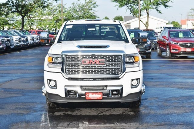 2019 Sierra 3500 Crew Cab 4x4,  Pickup #19G61 - photo 13