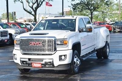 2019 Sierra 3500 Crew Cab 4x4,  Pickup #19G61 - photo 10