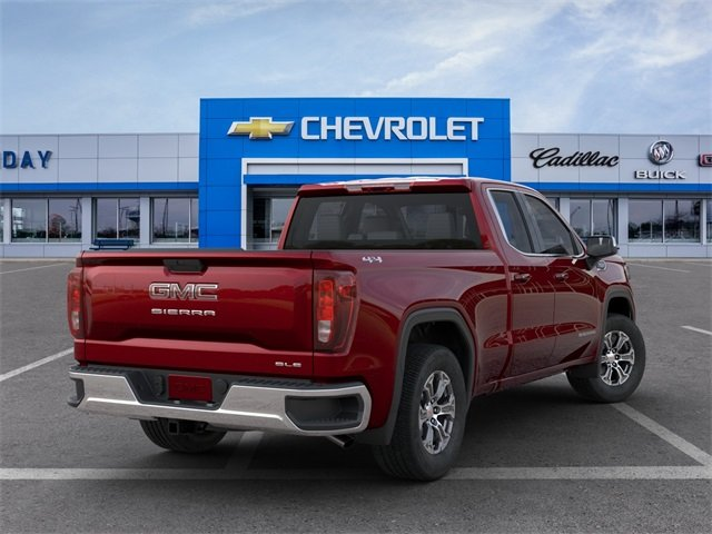 2019 Sierra 1500 Extended Cab 4x4, Pickup #19G617 - photo 10